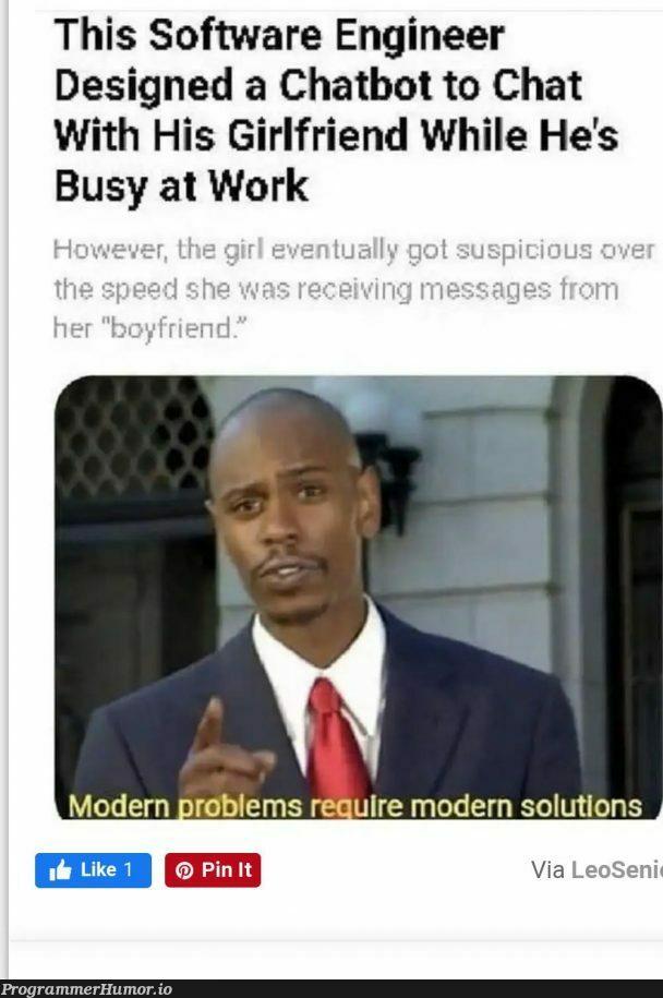 Task successfully failed | software-memes, engineer-memes, design-memes, software engineer-memes, bot-memes, chatbot-memes | ProgrammerHumor.io