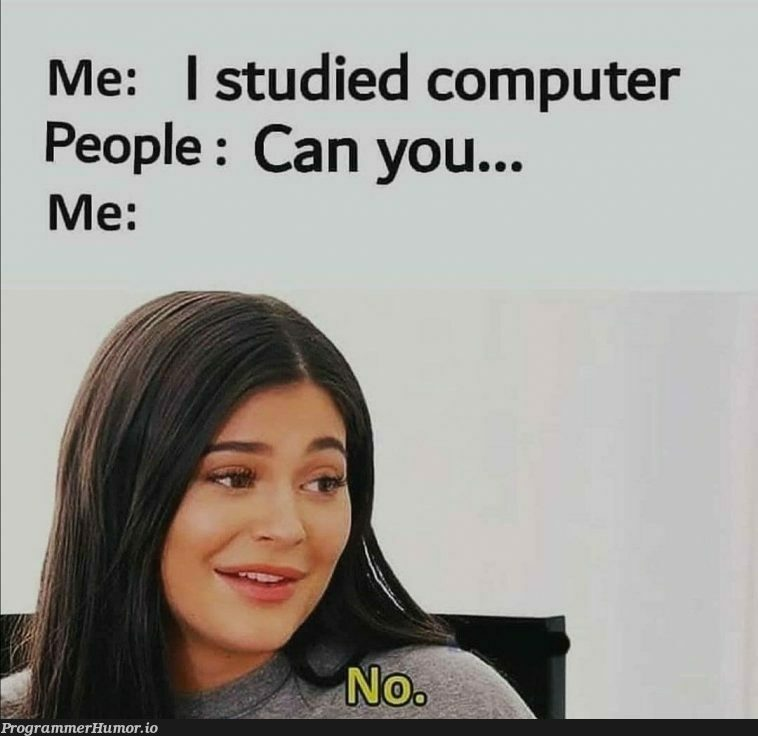 From r/memes | computer-memes | ProgrammerHumor.io