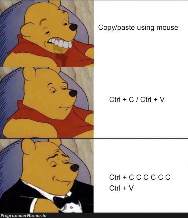 Best to be sure | ProgrammerHumor.io