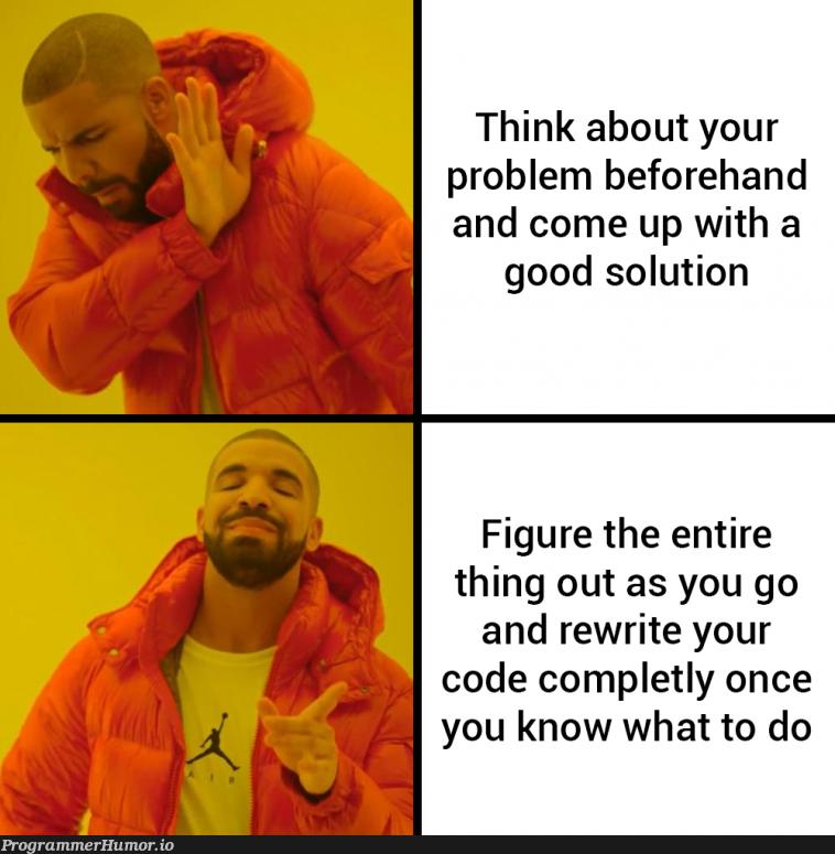 Happened to me yesterday again | code-memes | ProgrammerHumor.io