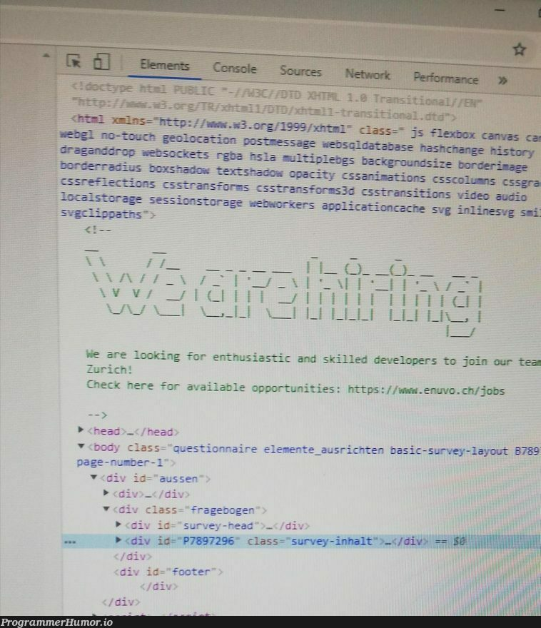 These kinds of job adverts are the best. | developer-memes | ProgrammerHumor.io