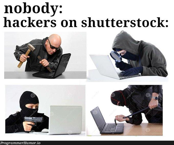 Real hackers !!   hacker-memes   ProgrammerHumor.io