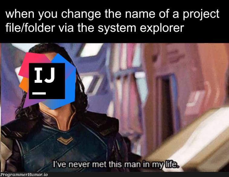 oh no   ProgrammerHumor.io