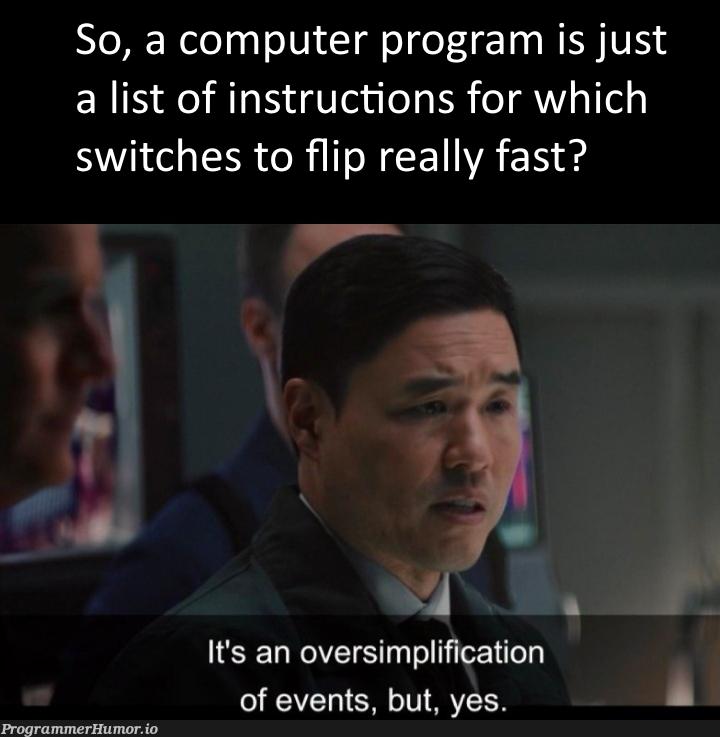 Where's Darcy when you need her? | computer-memes, program-memes, list-memes | ProgrammerHumor.io