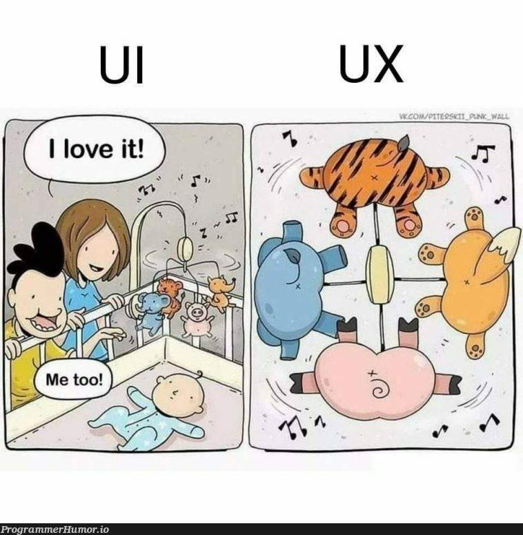 UX designer!   design-memes, designer-memes, ux-memes   ProgrammerHumor.io