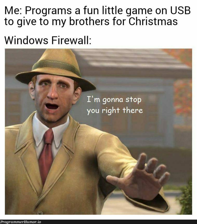 Christmas is ruined :( | program-memes, windows-memes | ProgrammerHumor.io