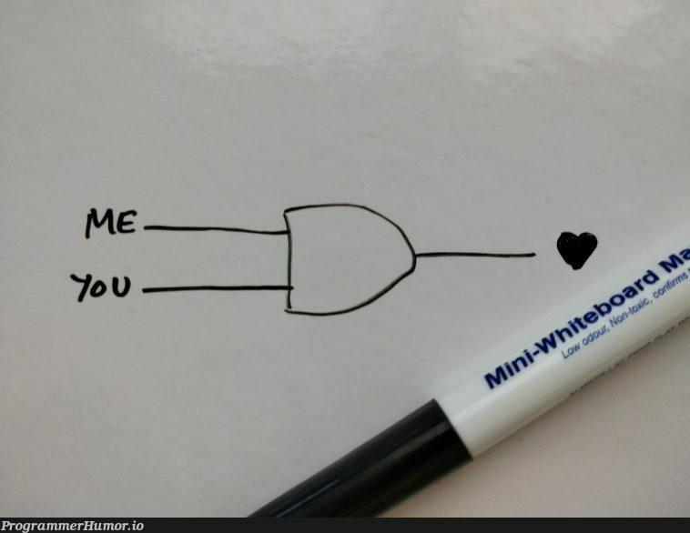 How programmers show their love   programmer-memes, program-memes   ProgrammerHumor.io