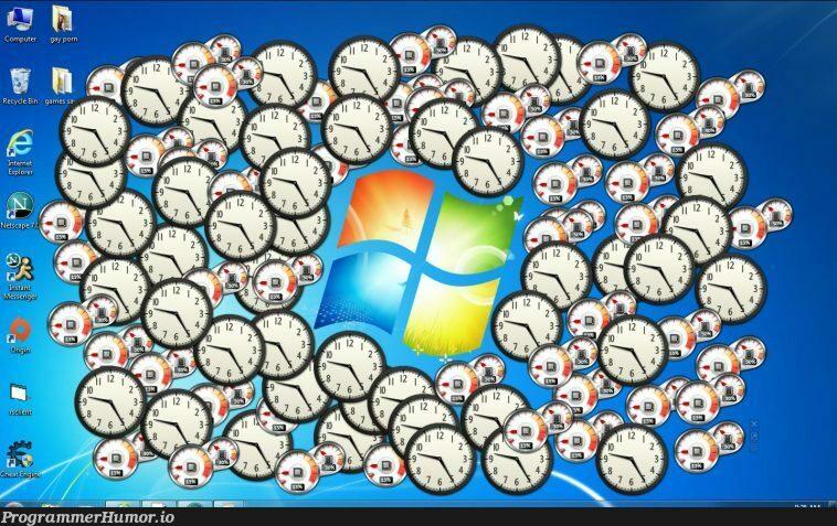 Guys, I think I overclocked my PC   loc-memes, lock-memes   ProgrammerHumor.io