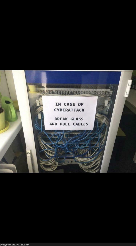 The only full proof way | ProgrammerHumor.io