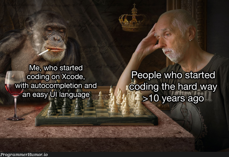 Respect on you guys, I know it's better to start this way | ProgrammerHumor.io
