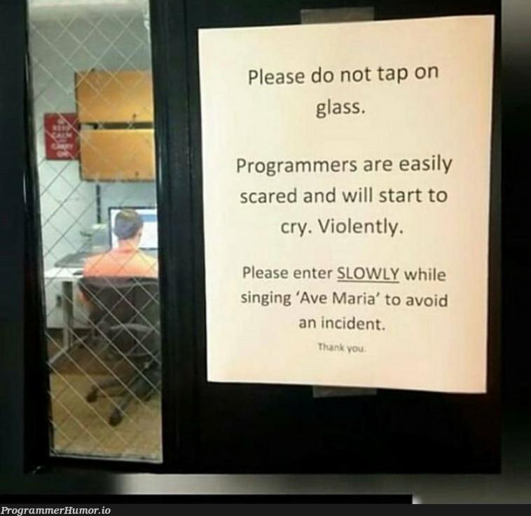 Well... No... But yes   programmer-memes, program-memes, ide-memes   ProgrammerHumor.io