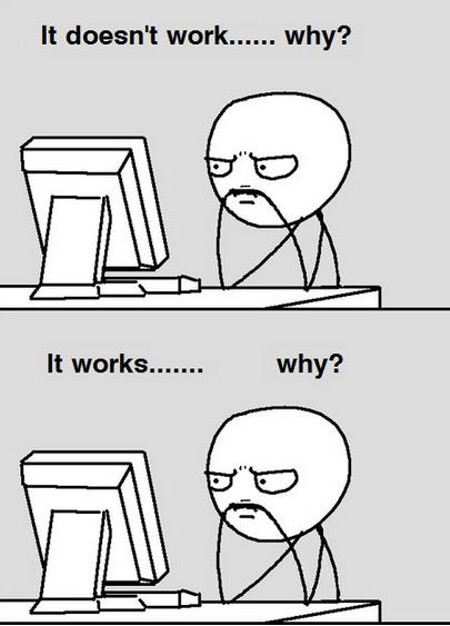 Every programmer be like | programmer-memes, program-memes | ProgrammerHumor.io