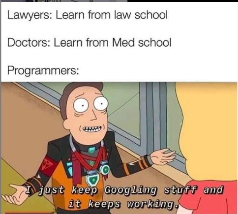 ¯_(ツ)_/¯ | programmer-memes, program-memes | ProgrammerHumor.io