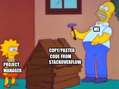 We have all done this | code-memes | ProgrammerHumor.io
