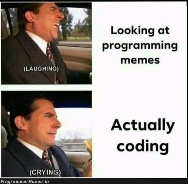 I feel so smart when I understand a meme in this sub.   programming-memes, coding-memes, program-memes   ProgrammerHumor.io