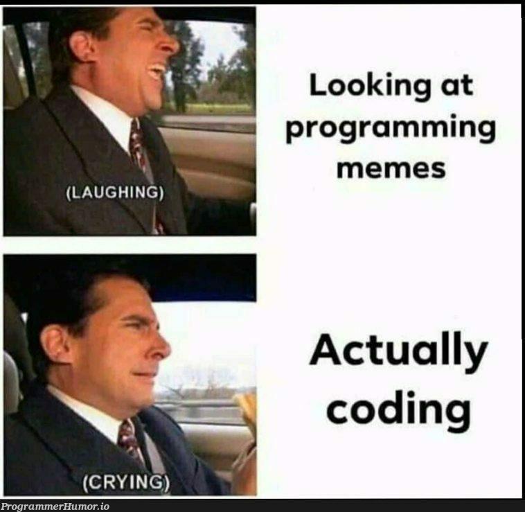 I feel so smart when I understand a meme in this sub. | programming-memes, coding-memes, program-memes | ProgrammerHumor.io