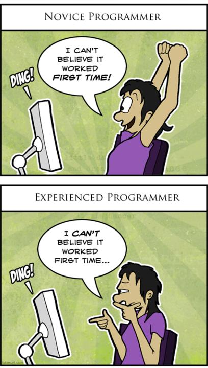 Junior vs Senior | programmer-memes, program-memes, IT-memes | ProgrammerHumor.io