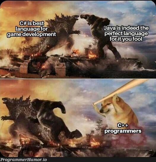 *Bonk Bonk* | programmer-memes, development-memes, program-memes, language-memes | ProgrammerHumor.io
