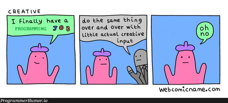 Too close to home   programming-memes, web-memes, program-memes   ProgrammerHumor.io