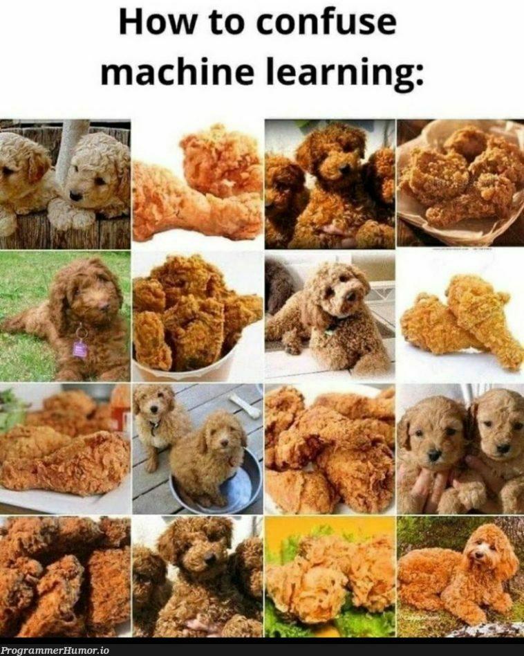 Get wrecked | machine learning-memes, machine-memes, mac-memes | ProgrammerHumor.io