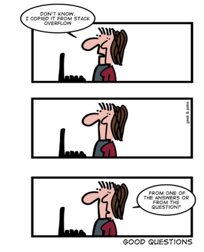 What would we do without? | stack-memes | ProgrammerHumor.io