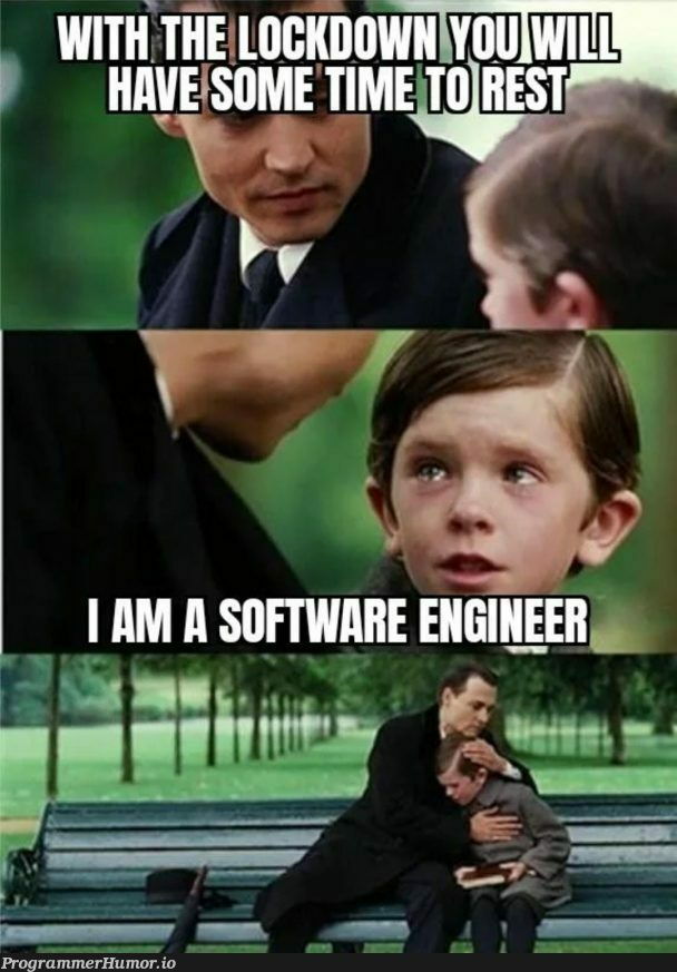 no rest for the wicked | rest-memes | ProgrammerHumor.io