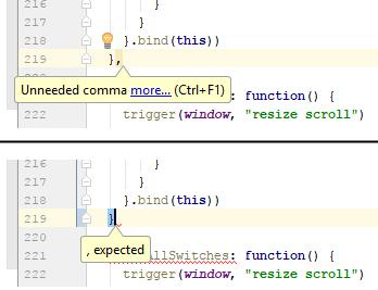 Go home, WebStorm. You're drunk.   web-memes, function-memes, webstorm-memes   ProgrammerHumor.io