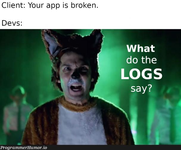 Don't ignore my issue templates! >.> | devs-memes, templates-memes, cli-memes, logs-memes | ProgrammerHumor.io