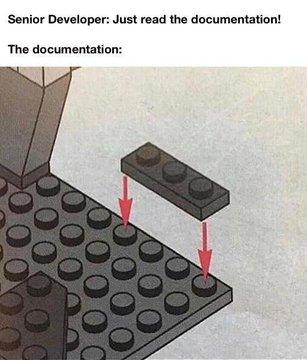 True AF | developer-memes, documentation-memes | ProgrammerHumor.io