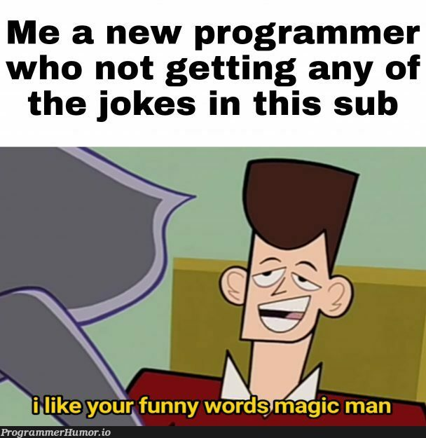 One day I will get the jokes | programmer-memes, program-memes | ProgrammerHumor.io
