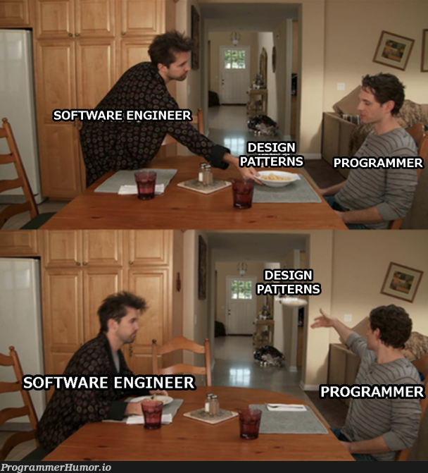 Hey, as long as it works | programmer-memes, software-memes, engineer-memes, design-memes, software engineer-memes, program-memes, IT-memes | ProgrammerHumor.io
