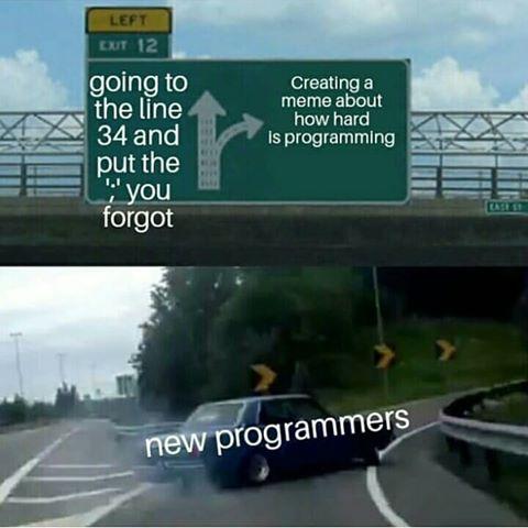 Programming is so hard | programming-memes, program-memes | ProgrammerHumor.io