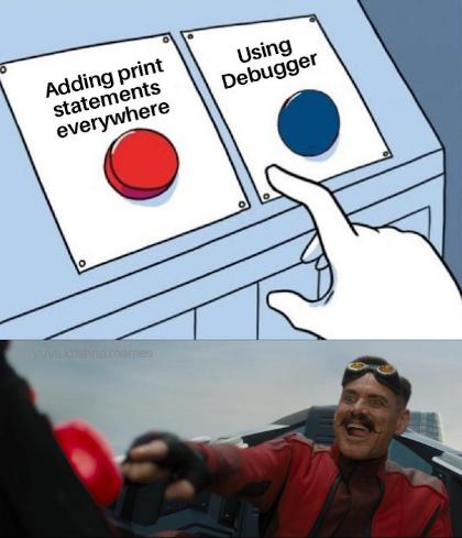 All the print statements | ProgrammerHumor.io