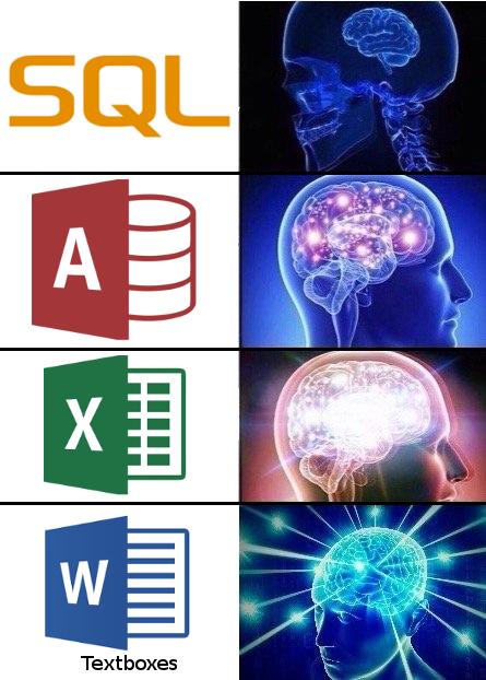 Data Storage   data-memes   ProgrammerHumor.io
