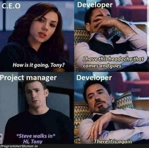 Side effects | ide-memes | ProgrammerHumor.io