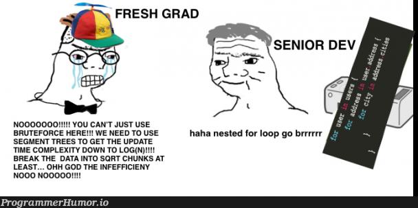 brrrrrrr   trees-memes, data-memes, date-memes, for loop-memes, oop-memes   ProgrammerHumor.io