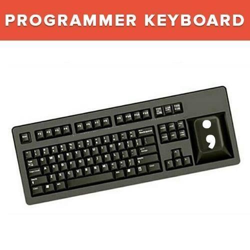 Desired Programmer Keyboard | programmer-memes, program-memes | ProgrammerHumor.io