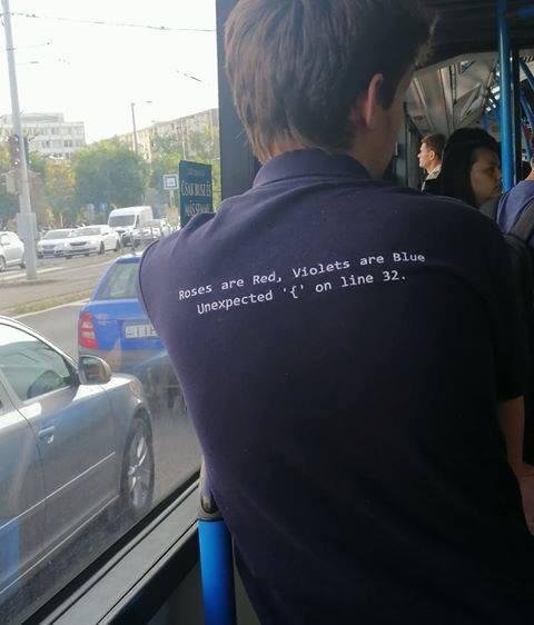 Line 32   ProgrammerHumor.io