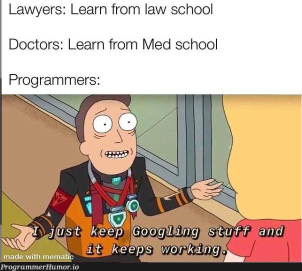 Programmers | programmer-memes, program-memes | ProgrammerHumor.io