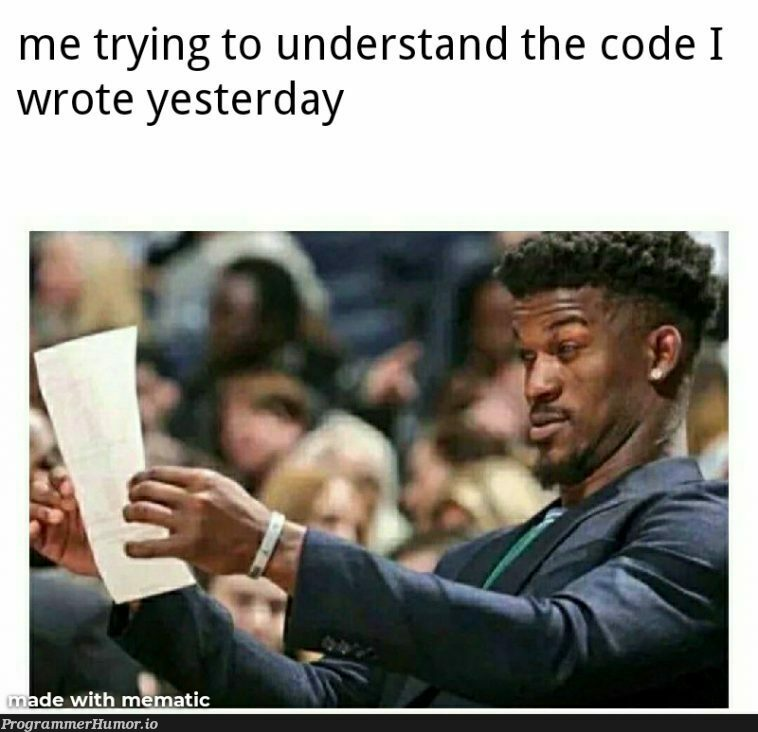 Happens with me all the time | code-memes, try-memes | ProgrammerHumor.io