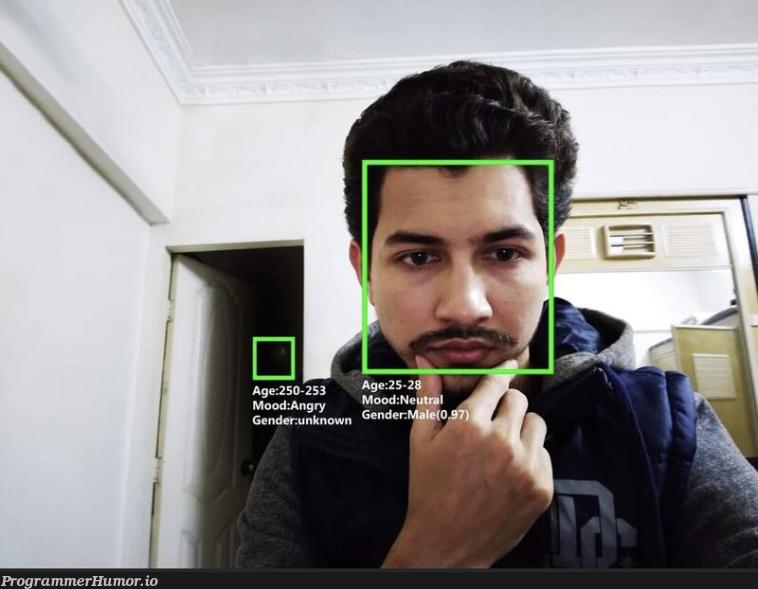 accidentally trained on ghost dataset   data-memes, ide-memes, train-memes   ProgrammerHumor.io